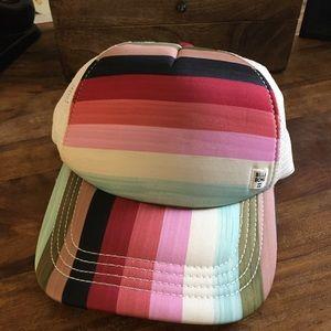 Billabong snapback women's trucker hat